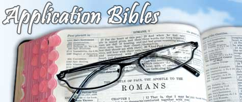 Application Bibles