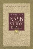 Zondervan NASB Study Bible - Updated NASB