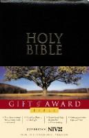 NIV Gift and Award Bible (Burgundy)