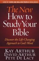 The New How To Study Your Bible