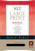 NLT Personal Edition Large Print Bible