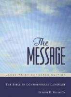 Message Large Print Edition