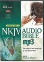 Audio Bible Voice Only - 3 CDs In Carry Case by Stephen Johnston