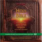 Complete Bible On DVD ROM Audio Only- Compatable With Apple ITunes And Microsoft Media Player