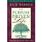 Purpose Driven Life - What On Earth Am I Here For -- Hardcover