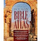 Holman Bible Atlas - A Complete Guide To Expansive Geography Of Biblical History