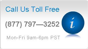 Our customer service is available M-F 8AM-5PM PST. Call us at (510) 709-3402.